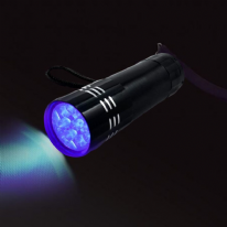 UV LED Sensory Torch Small